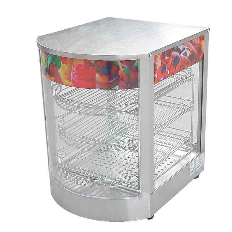 Display Cabinet Warmer
