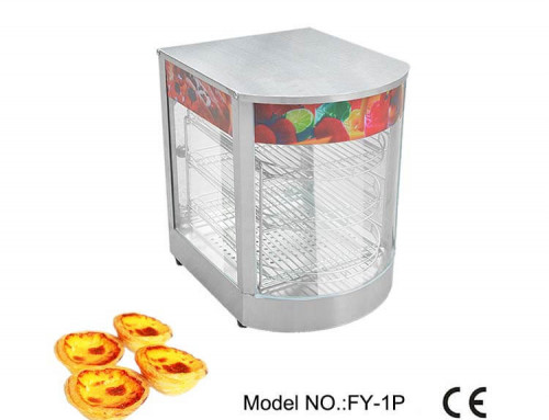 Warmer Showcase Food 3 layers Stainless Steel Wholesale