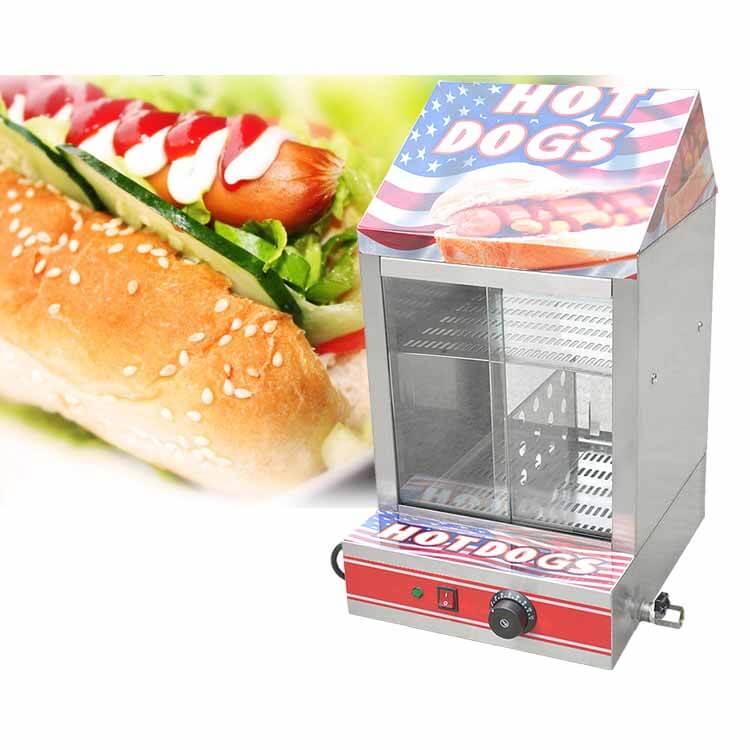 Hot Dog Warmer Showcase