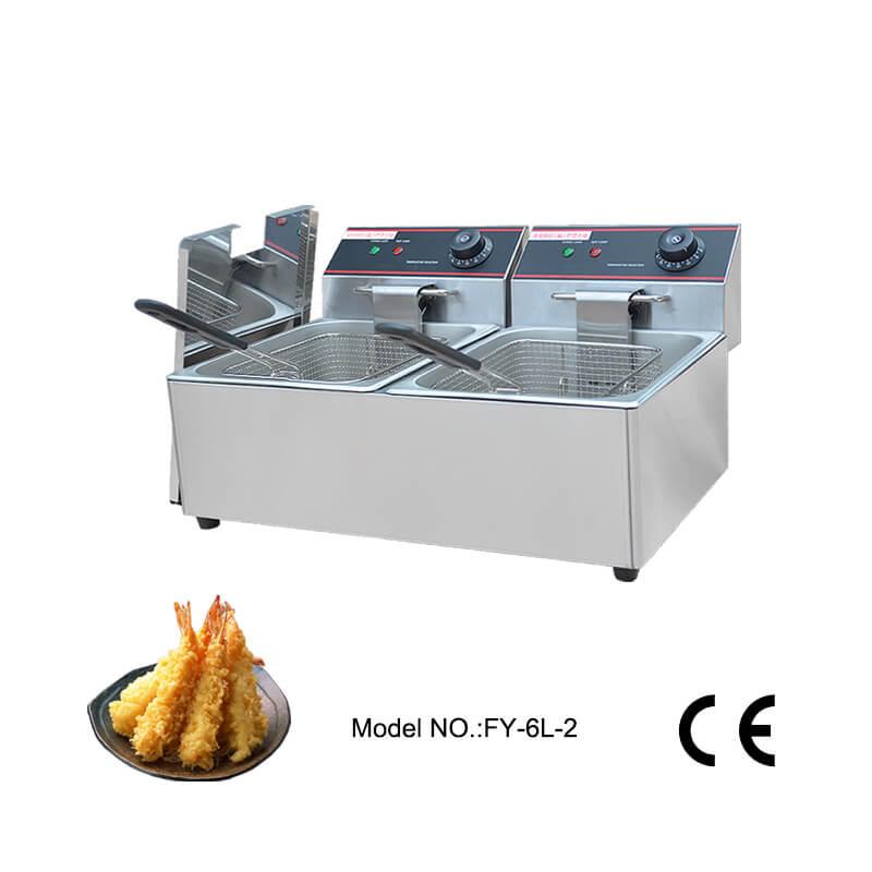 Countertop Deep Fryer