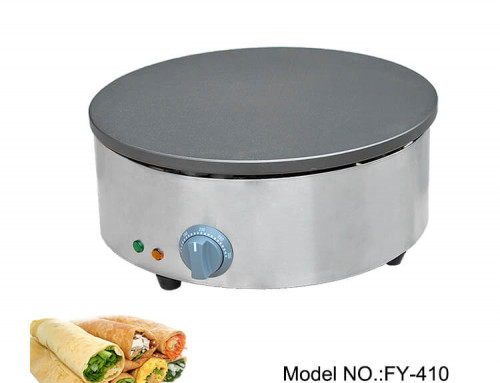 Crepe Machine Commercial for Catering Equipment Fast Food