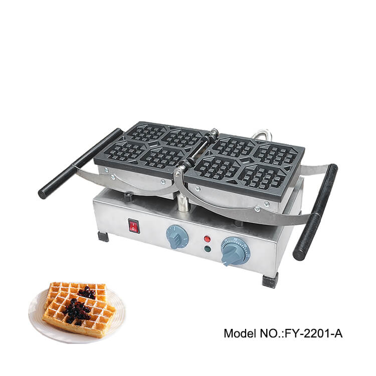 Waffle Machine Supplier