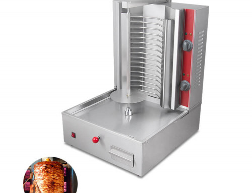 Shawarma Machine Doner Kebab Machine for Commercial Use
