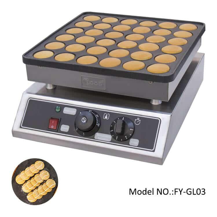 Dutch pancake maker