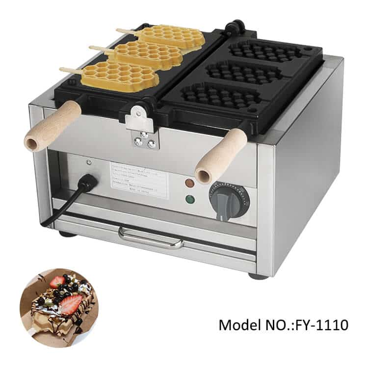 Honeycomb waffle maker for sale
