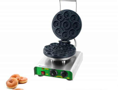 Commercial Donut Maker With 9 Holes For Kitchen Equipment
