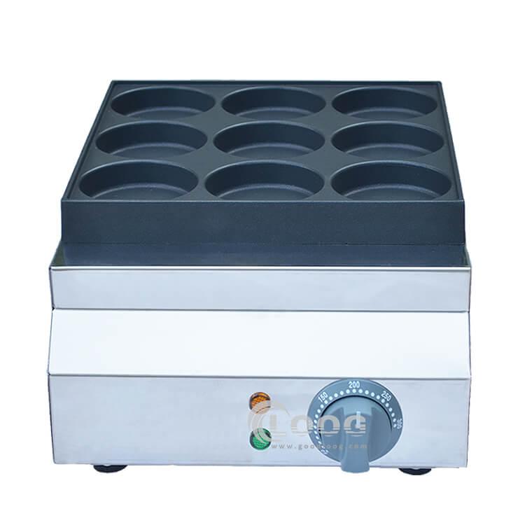 Commercial Telur Burger Machine