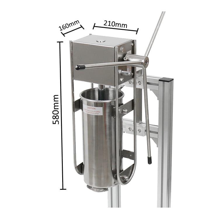 churros maker machine