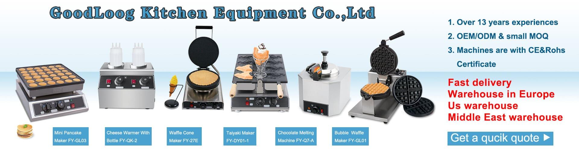 Food Service Kitchen Equipment Supplier
