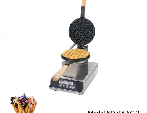 Hong Kong Waffle Maker for Commercial Kitchen Restaurants