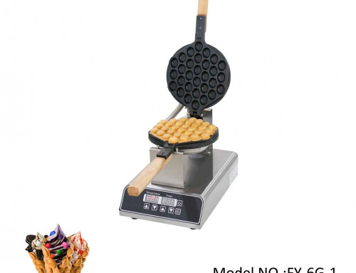 Machine Bubble Waffle Maker Direct Factory Wholesale Price
