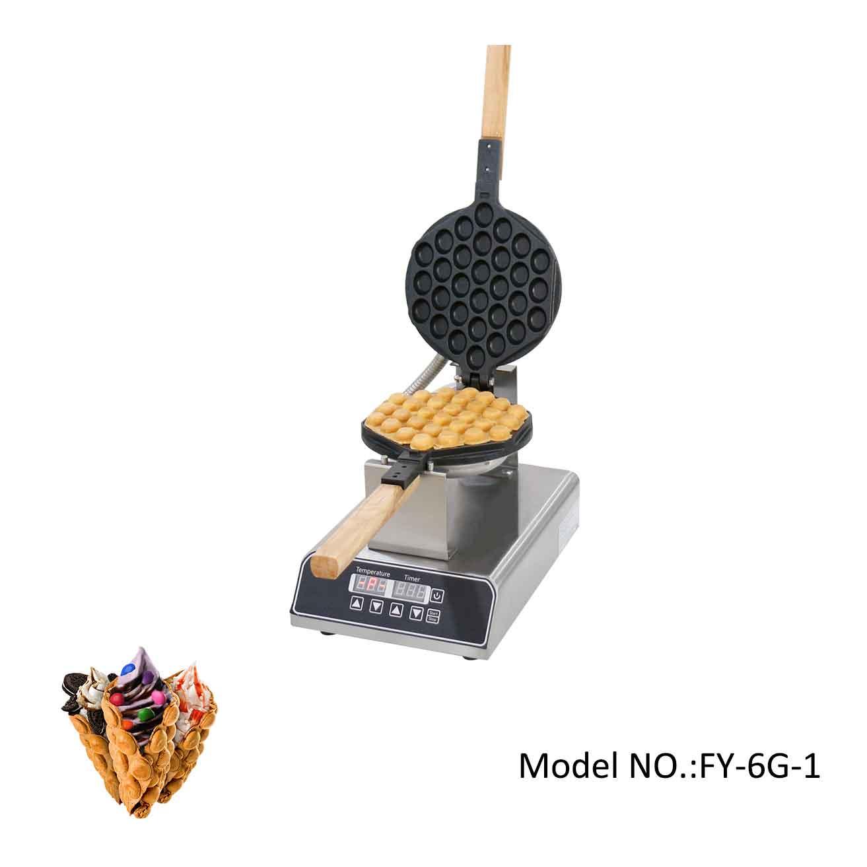 machine bubble waffle