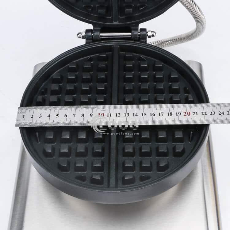 best belgian waffle maker plate