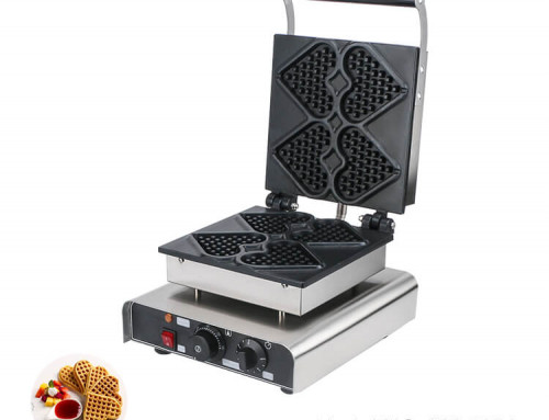 Heart Waffle Maker Machine With Factory Wholesale Price