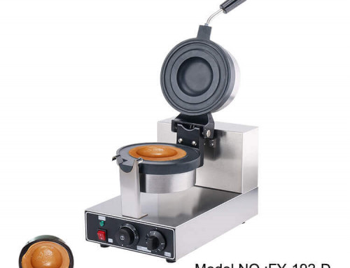 Ice Cream Panini Press Commercial Krapfen Warmer Factory