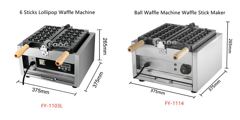 ball waffle maker machine for sale