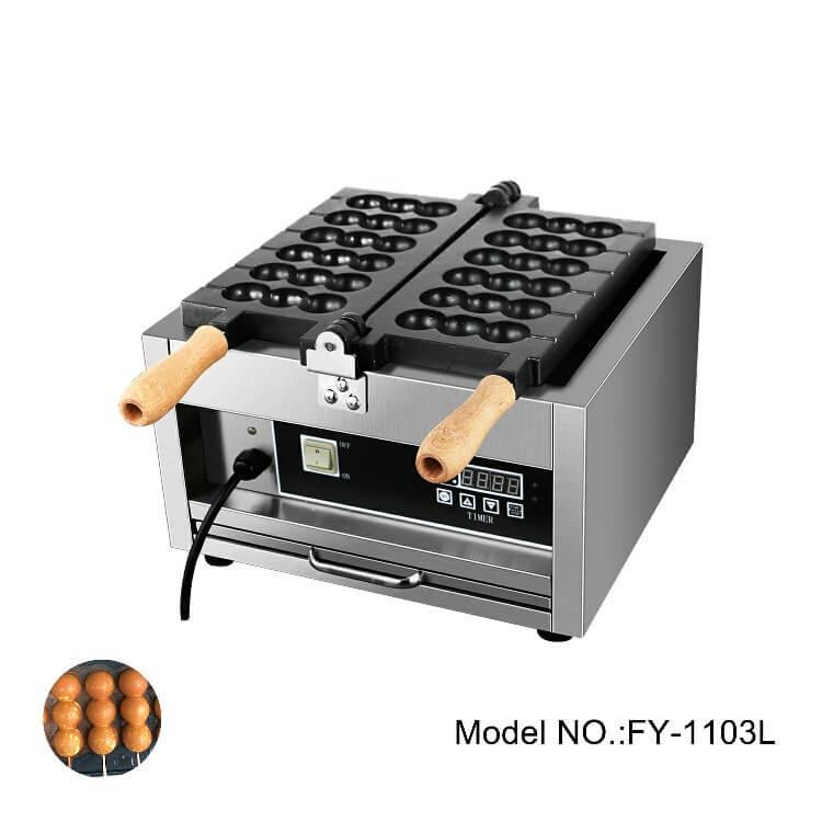 ball waffle maker