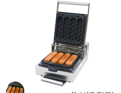 Waffle Dog Maker Commercial Waffle Stick Maker Wholesale Price