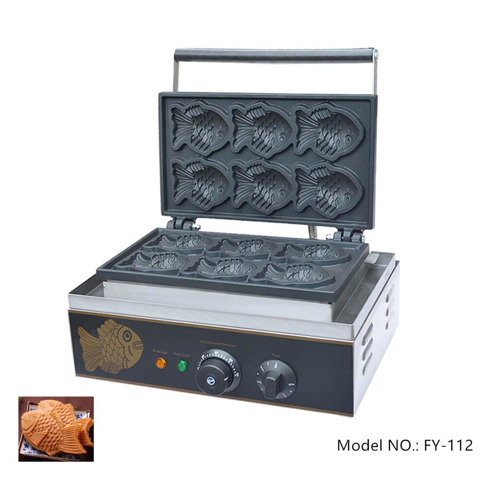 fish shaped waffle maker