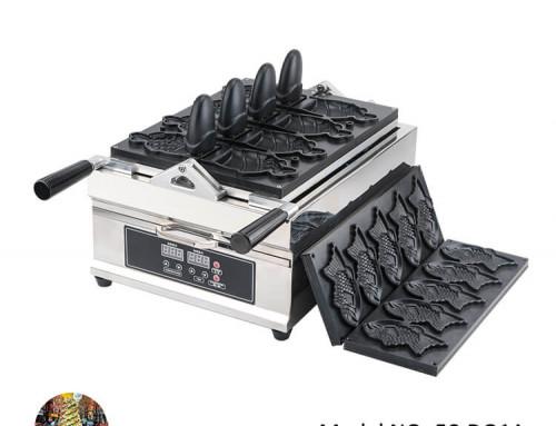 Taiyaki Waffle Maker With Interchangable Plates For Sale