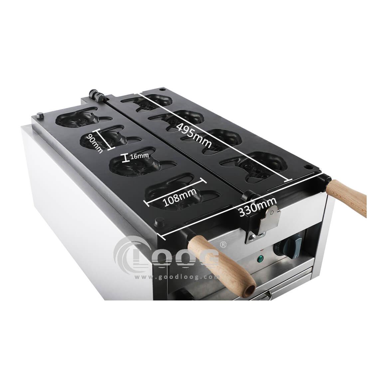electric taiyaki iron