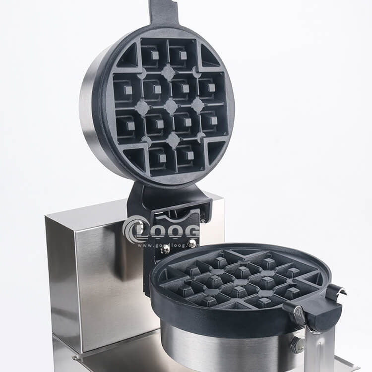commercial electric waffle maker