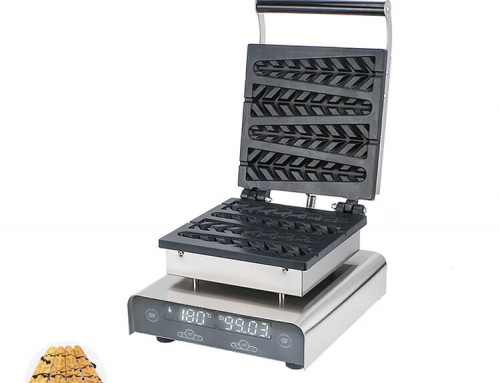 Commercial Waffle Stick Maker With Computer Board