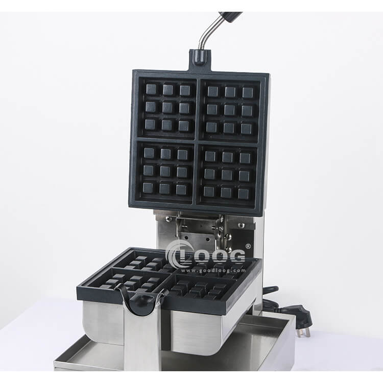 commercial single waffle maker
